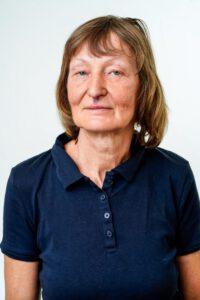 Porträtaufnahme der Tierarzthelferin Simone Schulz